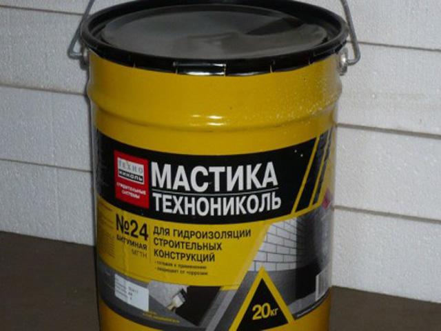 Мастика для гидроизоляции фундамента гидрофобизатор софэксил-л