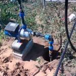 Водоснабжение бани из скважины