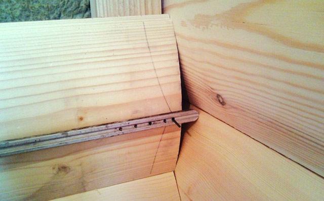 Отделка бани блокхаусом - как использовать для отделки внутри и снаружи