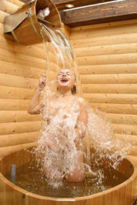 Русский душ
