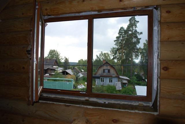 Банные окна где ставить и каких размеров