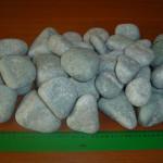 Речные камни для бани - талькохлорит