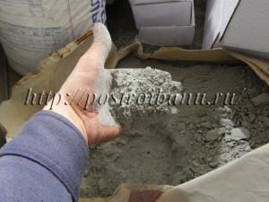 Как выбрать качественный цемент