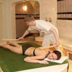 Бамбуковый веник для массажа