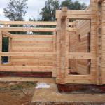 Построим баня из бруса своими руками 77