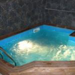 Бассейн купель для бани