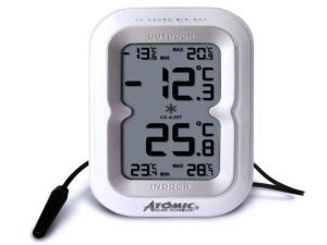 Электронный термометр для бани