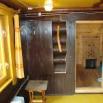 Внутренняя отделка комнаты отдыха