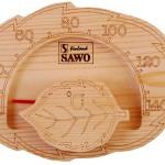 Механический термометр в баню