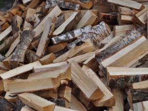 Берёзовые дрова для бани