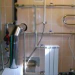 Циркуляционный насос для отопления (байпас)