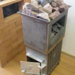 Чугунная печь для бани модели из чугуна с закрытой каменкой, какая лучше