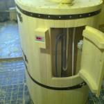 Фабричная фитобочка с парогенератором