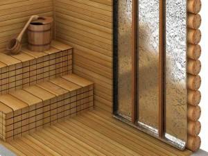 Гидро пароизоляция для бани