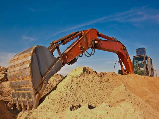 Фундамент из песка 131