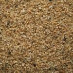 Крупная фракция песка