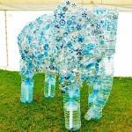 Как сделать сток из пластиковых бутылок