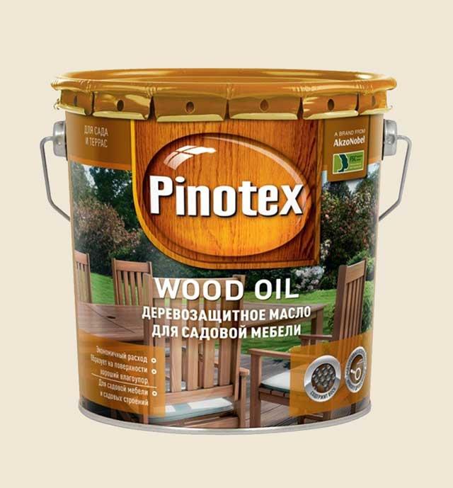 Пинотекс масло