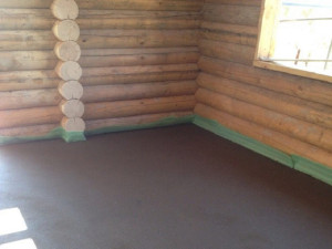 Стяжка по деревянному полу