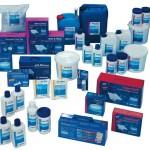 Разнообразие химии для бассейна