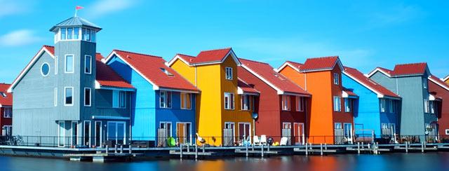 Как выбрать фасадную краску?