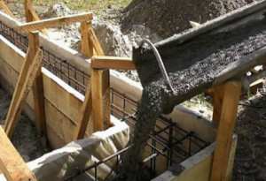 марка бетона для фундамента: основные критерии
