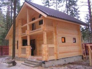 Дизайн гостевого дома с баней