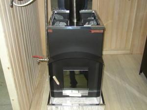 Как выбрать печь для бани на дровах