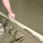 Как сделать пол в бане со сливом своими руками Пошаговое руководство  Видео