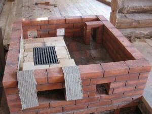 Как сделать печку для бани