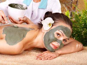 Оздоровительные маски в бане