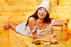 Маски и скрабы для бани, сауны