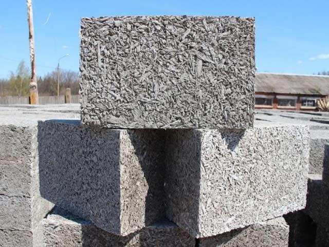 Арболитовые блоки в домашних условиях своими руками фото 45