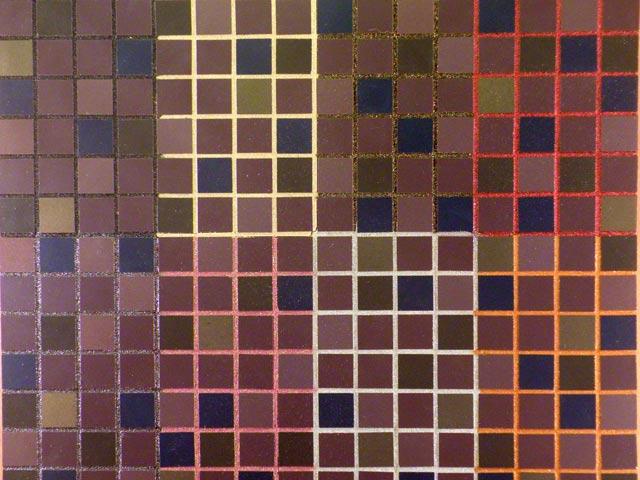 Разноцветная затирка для кафеля