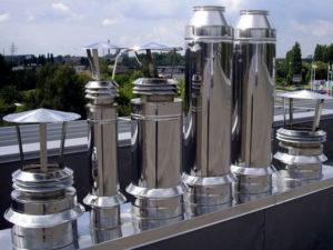 Трубы для дымохода в баню: дымовые трубы, какие выбрать для кирпичного дымохода, выбор из нержавейки, диаметр, фото и видео
