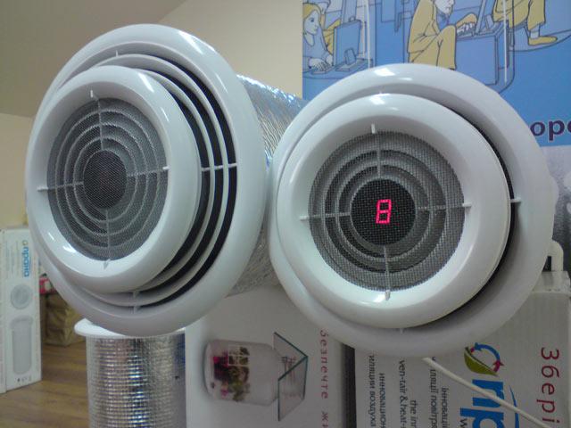 Рекуператор воздуха для дома своими руками фото