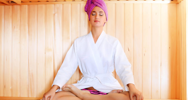 Посещение сауны при обострении заболевания суставов нельзя