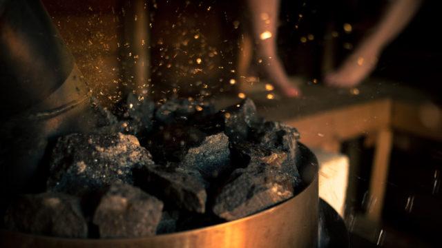 Какие камни подходят в банную печь