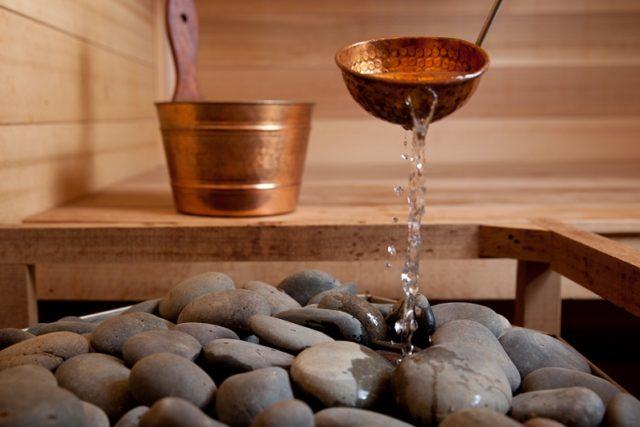 Какие камни нужны для парилки в баню